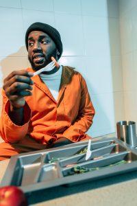 Blackman Bail Bonds What Do Prisoners Eat in jail