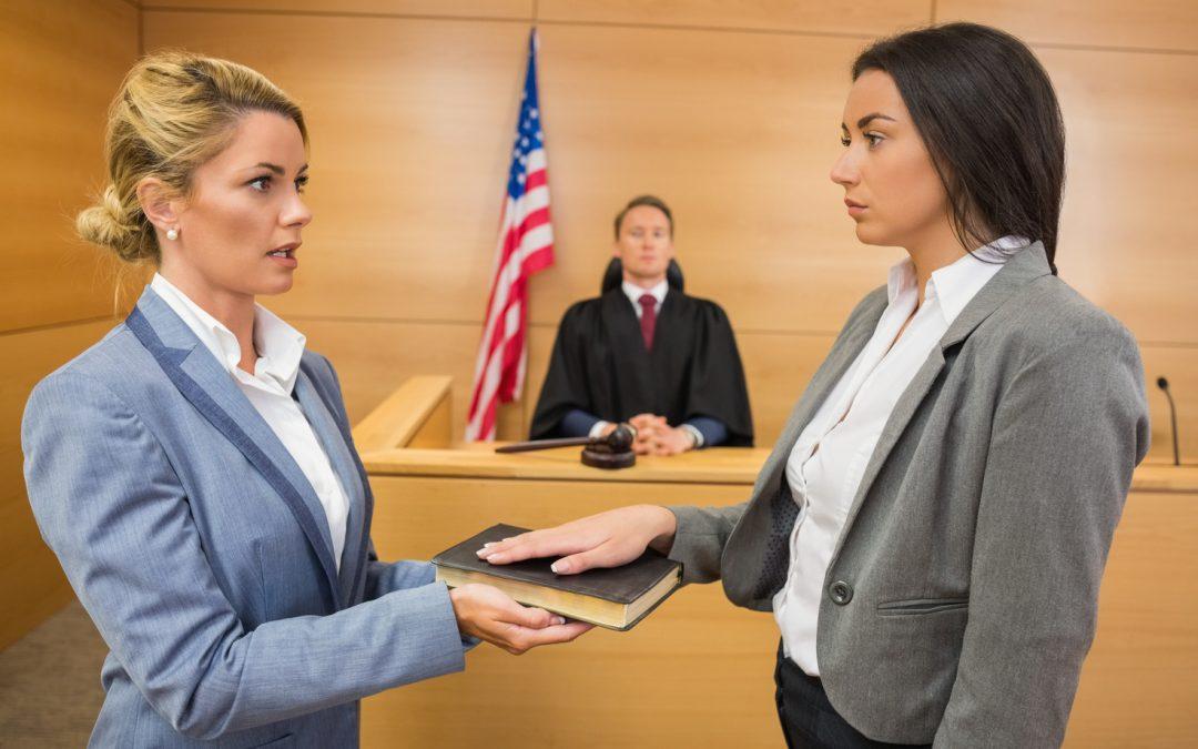 What is False Eyewitness Testimony?