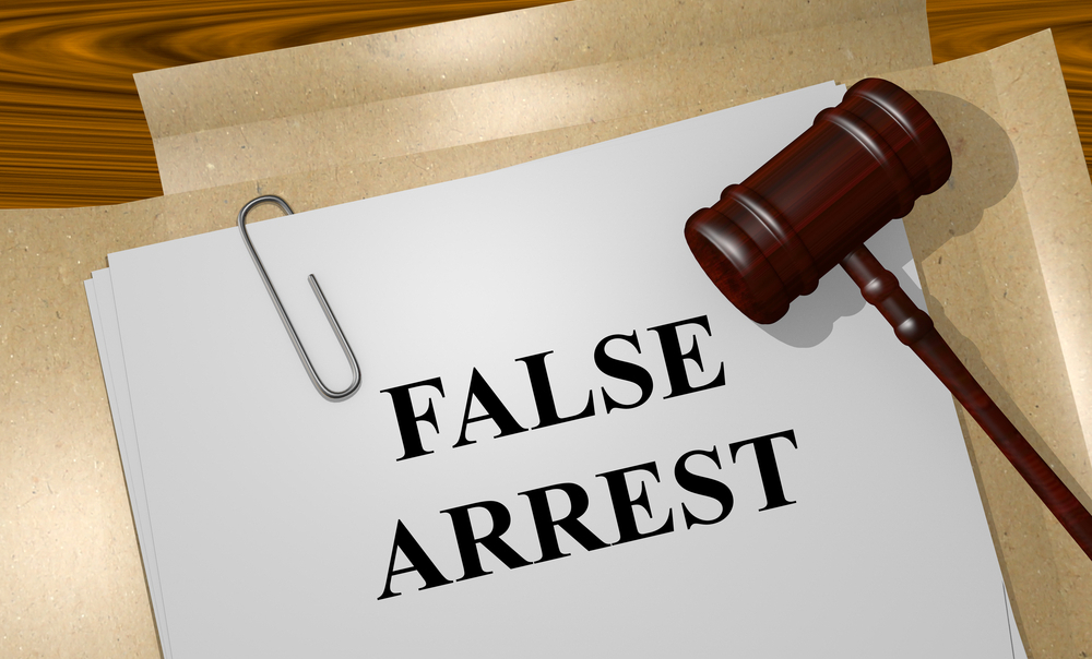 What is a False Arrest and How Do You Prove It?