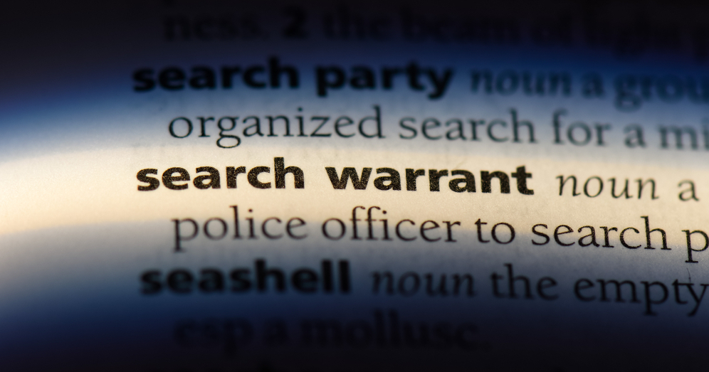 What Can Make a Search Warrant Invalid?